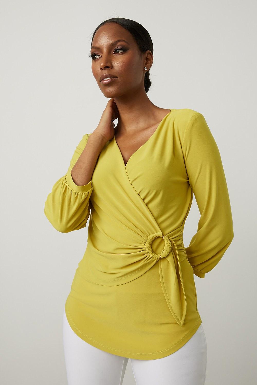 Joseph Ribkoff Chemises et blouses Lemongrass Style 213349