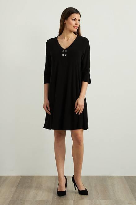 Joseph Ribkoff Fit & Flare Dress Style 213361
