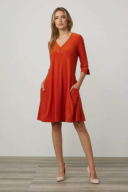 Joseph Ribkoff Topaz Dresses Style 213361