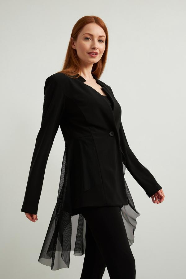 Joseph Ribkoff Black Blazers Style 213380