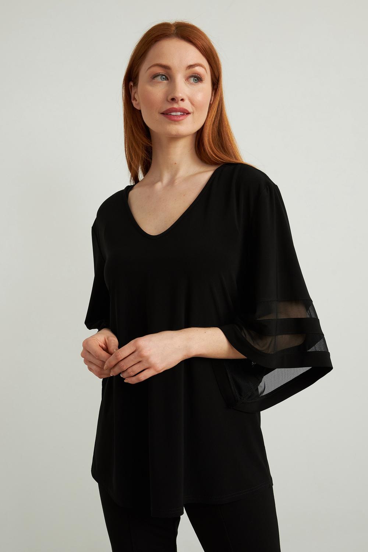 Joseph Ribkoff Chemises et blouses Noir Style 213393