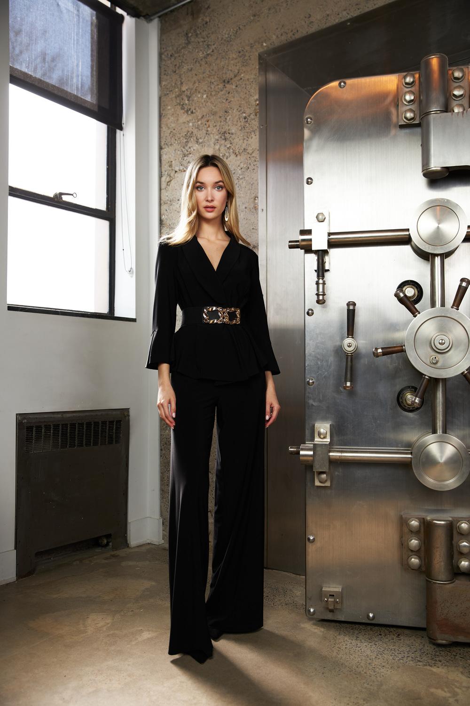 Joseph Ribkoff Black Blazers Style 213417