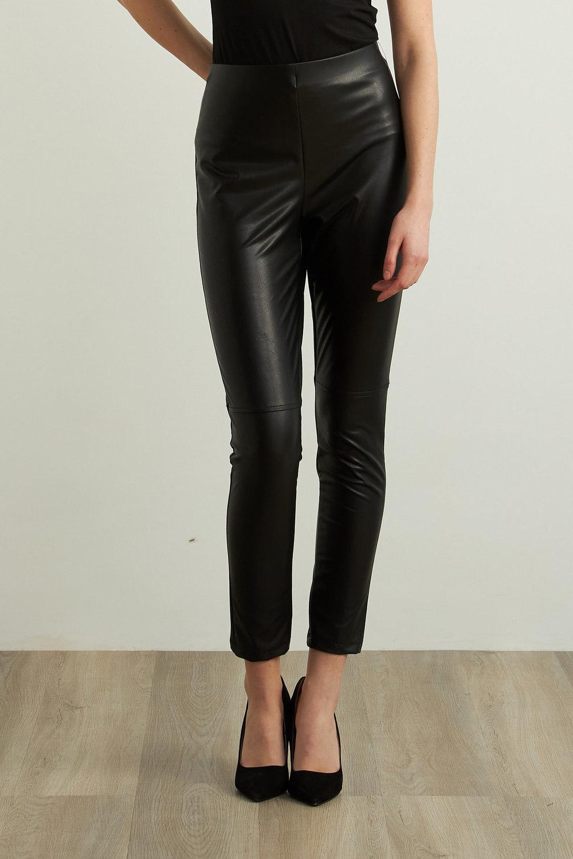 Joseph Ribkoff Black Leggings Style 213422