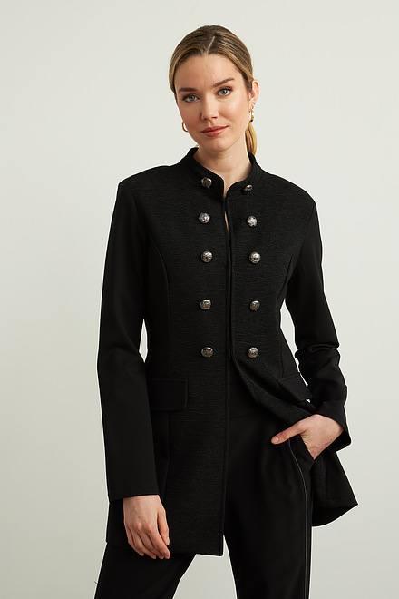 Joseph Ribkoff Military Jacket Style 213449