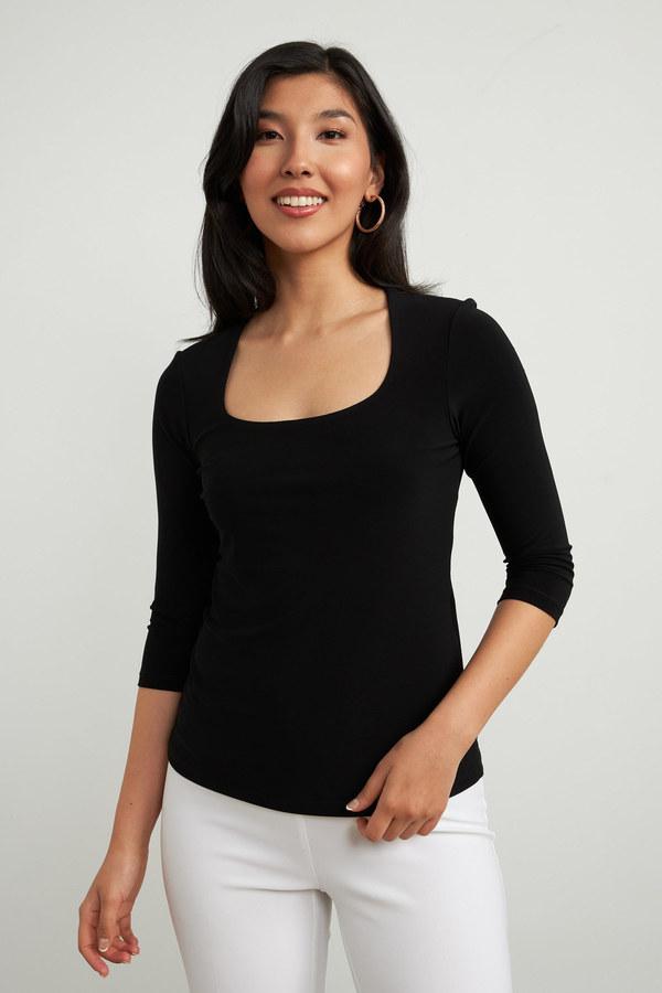 Joseph Ribkoff Chemises et blouses Noir Style 213569