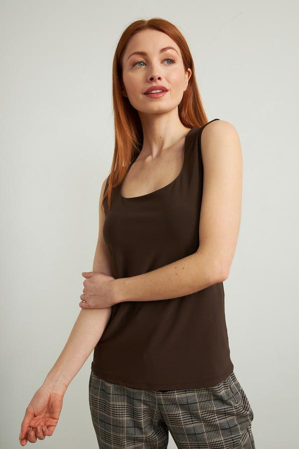 Joseph Ribkoff Tee-shirts et camisoles Mocha Style 213570