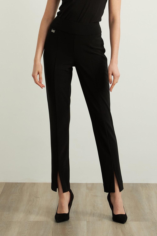 Joseph Ribkoff Pantalons Noir Style 213583