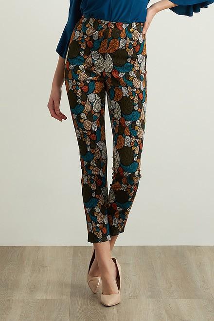 Joseph Ribkoff Abstract Print Pants Style 213644