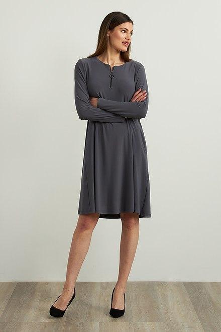 Joseph Ribkoff Fit & Flare Dress Style 213662