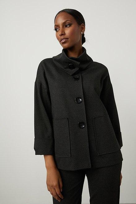 Joseph Ribkoff Stand Collar Jacket Style 213665