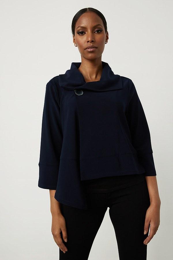Joseph Ribkoff Midnight Blue Blazers Style 213668