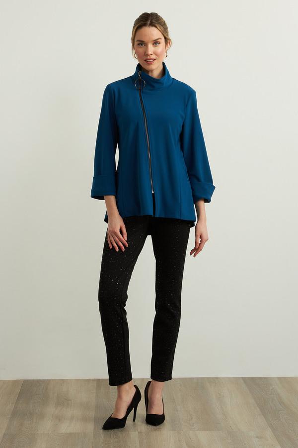 Joseph Ribkoff Pantalon en tricot métallisé Modèle 213689