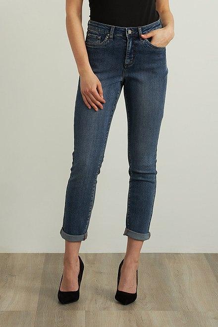 Joseph Ribkoff Straight Leg Jeans Style 213942