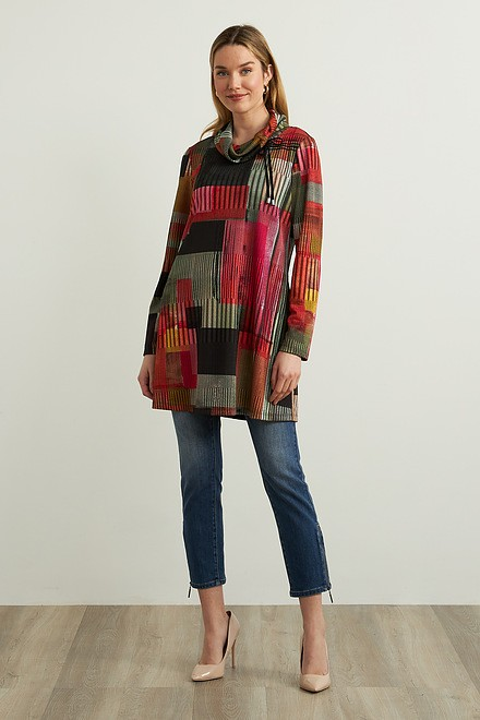 Joseph Ribkoff Embellished Jeans Style 213951