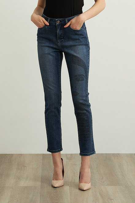 Joseph Ribkoff Slim Fit Jeans Style 213973