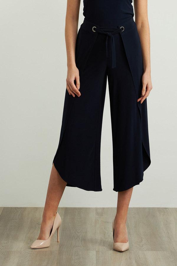 Joseph Ribkoff Midnight Blue 40 Pants Style 212221