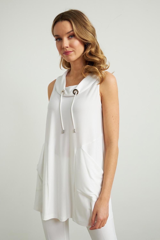 Joseph Ribkoff Tee-shirts et camisoles Vanille Style 212175