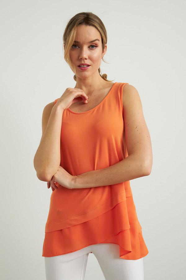 Joseph Ribkoff Tee-shirts et camisoles Tangerine Style 212157
