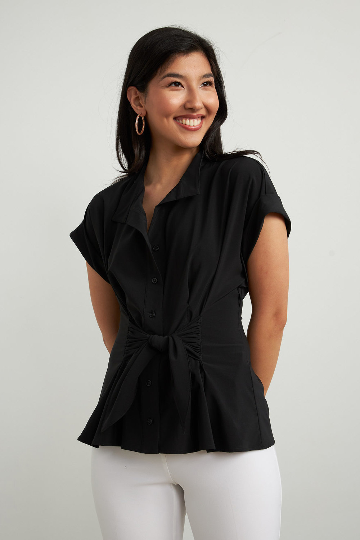 Joseph Ribkoff Chemises et blouses Noir Style 212178