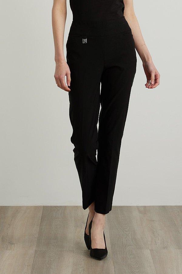 Joseph Ribkoff Pantalons Noir Style 213294