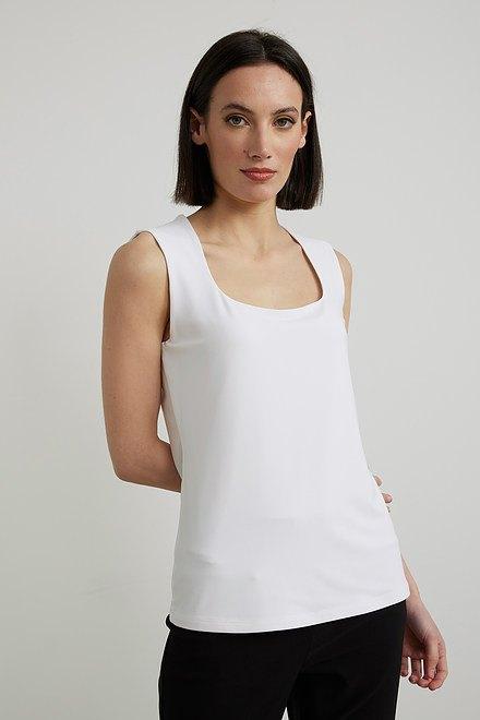 Joseph Ribkoff Tee-shirts et camisoles Vanille Style 213570