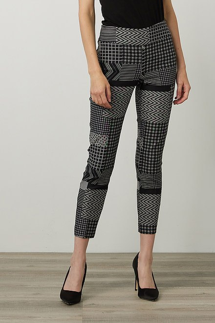 Joseph Ribkoff Mixed Media Pant Style 214082