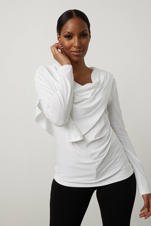 Joseph Ribkoff Vanilla Shirts & Blouses Style 213345