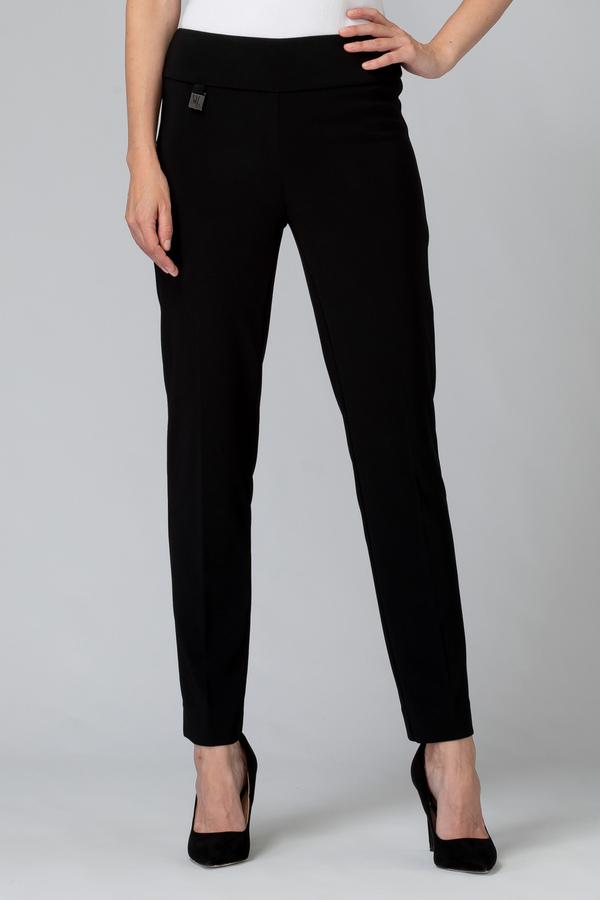 Joseph Ribkoff Black Pants Style 144092