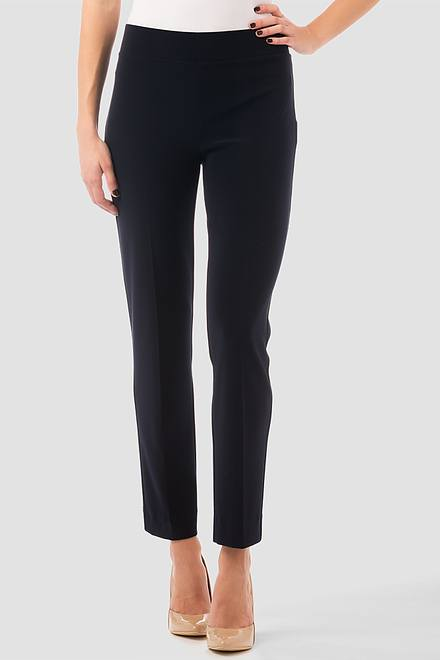 Joseph Ribkoff Pantalons Bleu Nuit Style 143105