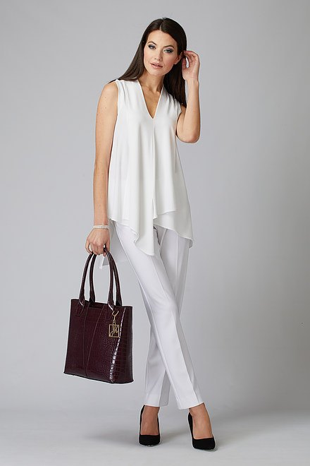 Joseph Ribkoff Pantalons Vanille 30 Style 143105