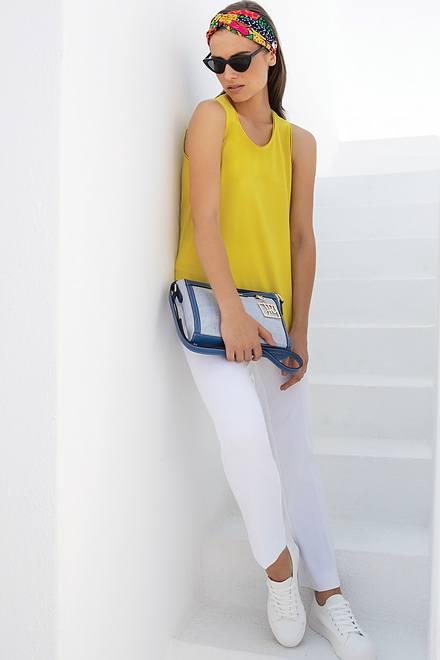 Joseph Ribkoff Pantalons Vanille Style 143105
