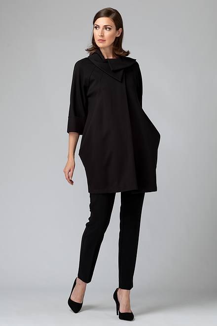 Joseph Ribkoff Vêtements d'extérieur Noir Style 153302