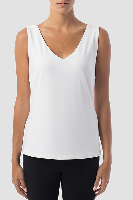 Joseph Ribkoff Tee-shirts et camisoles Vanille 30 Style 34116