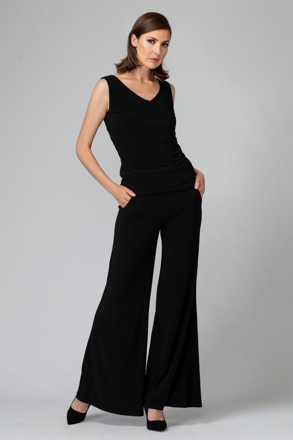 Joseph Ribkoff Pantalons Noir Style 161096