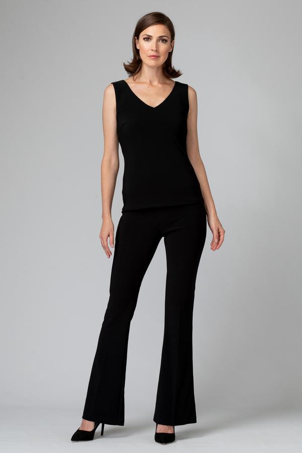 Joseph Ribkoff Black Pants Style 163099